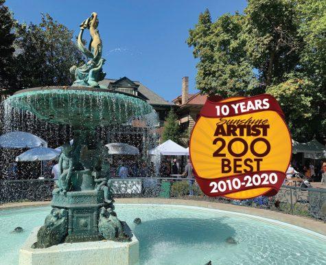 The return of St. James Art Fair