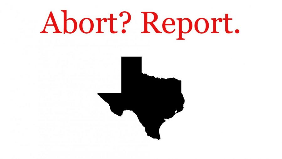 Texas%27+Senate+Bill+8+permits+and+financially+encourages++reporting+anyone+who+gets+an+abortion+after+the+detection+of+cardiac+activity.+Here%27s+why+that%27s+a+problem.