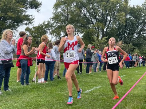 Cross-country secures their spot in the KHSAA 3A State Championship